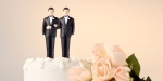 gay male wedding cake figures