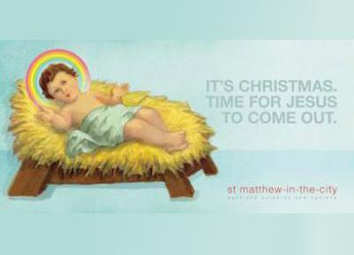 Infant Jesus, gay